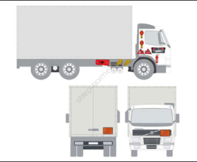 Equipment for vehiCles from 3.5 to 7.5 tonnes gvW